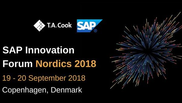 invokers at SAP Innovation Forum 2018