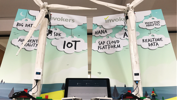 SAP Innovation Forum SAP Cloud Platform IoT HANA Apple SDK AR