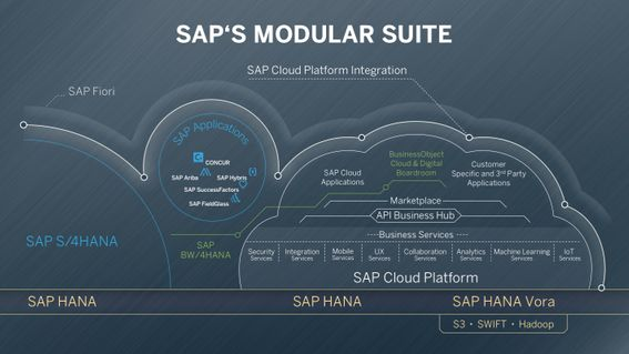 SAP Modular Suite invokers