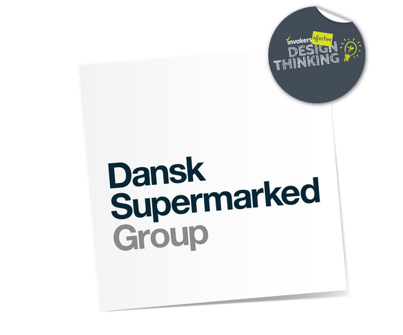 Flere Design Thinking Workshops for Dansk Supermarked Group