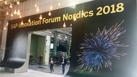 invokers på SAP Innovation Forum 2018